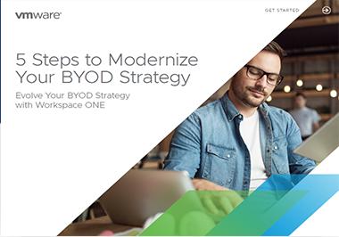 Modernize your BYOD strategy